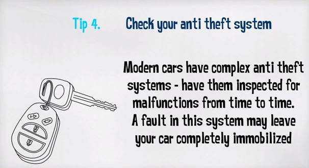 How to avoid Car Lockout situations